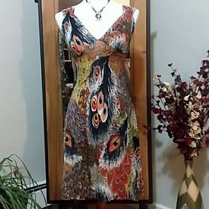 Dresses & Skirts - Fun & Flirty Peacock Dress